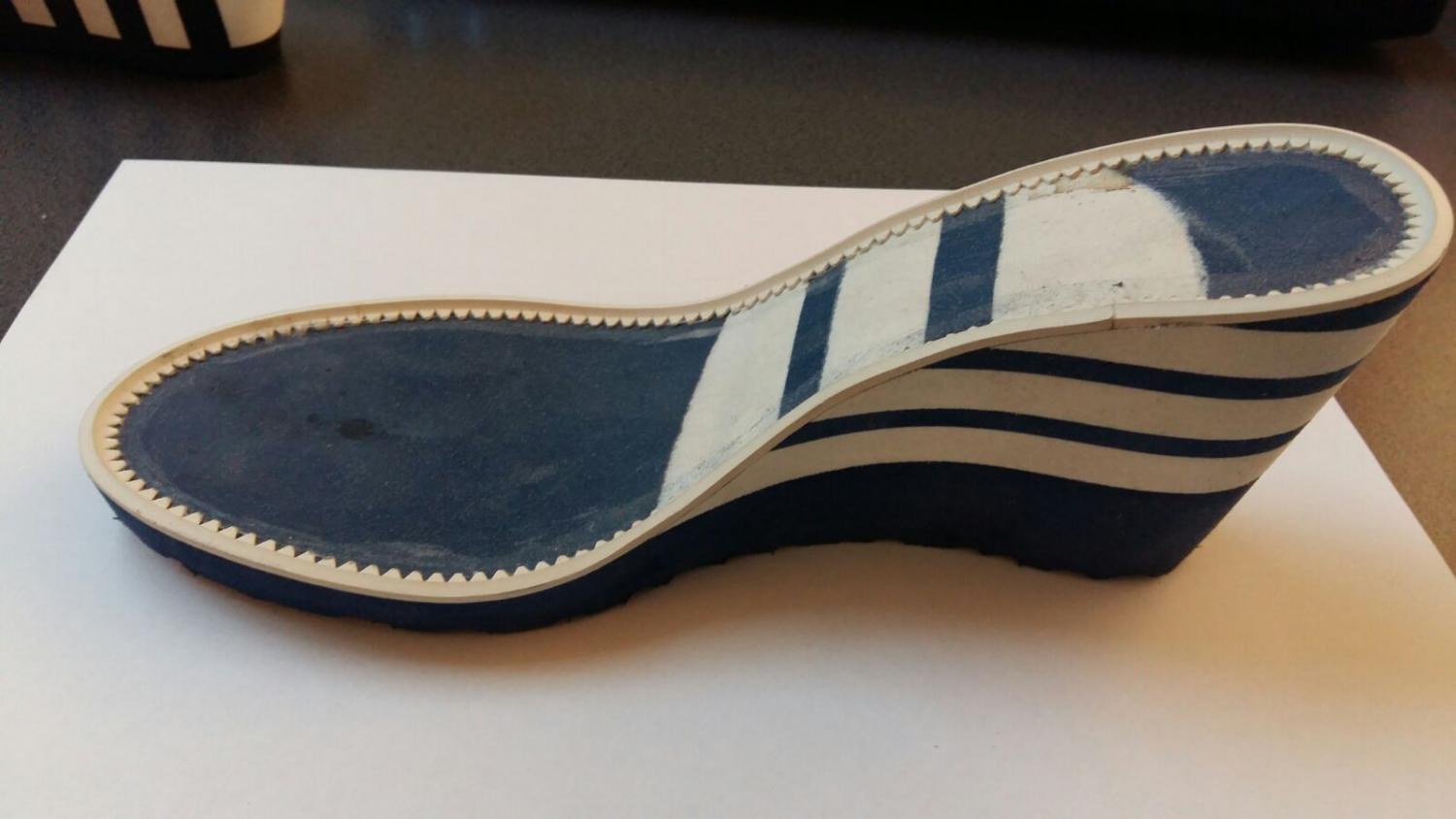 Talpa Micro, Bic - albastru